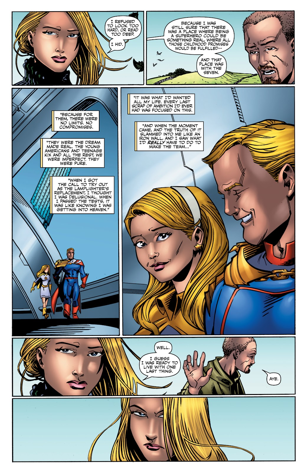 Read online The Boys Omnibus comic -  Issue # TPB 4 (Part 4) - 2