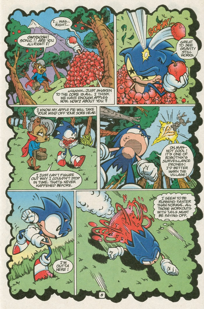 Read online Sonic Super Special comic -  Issue #8 - Giant special - 16