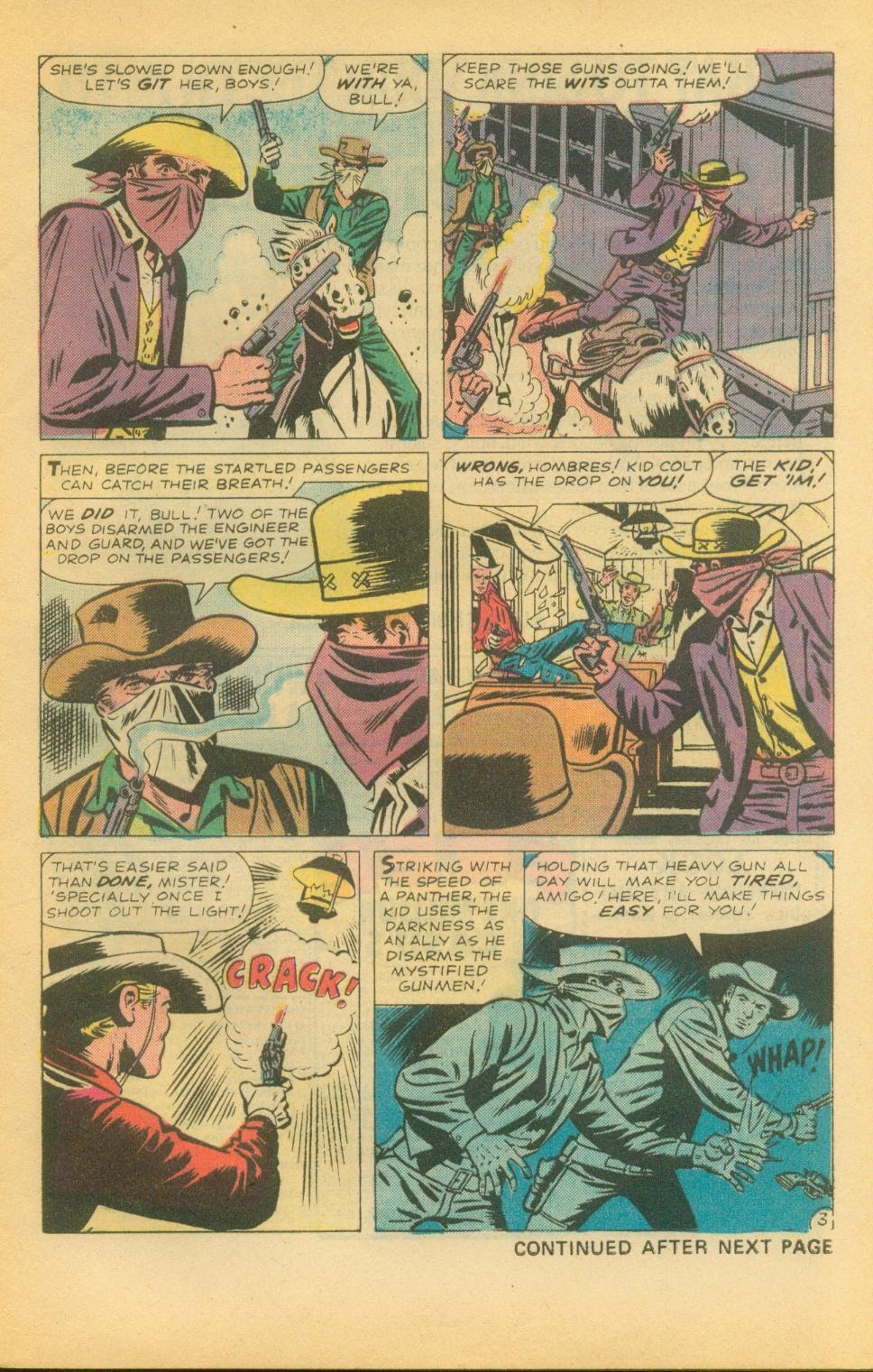 Kid Colt Outlaw issue 199 - Page 6