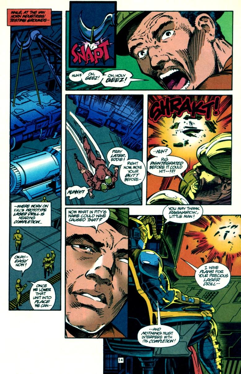 Read online Gunfire comic -  Issue #11 - 18