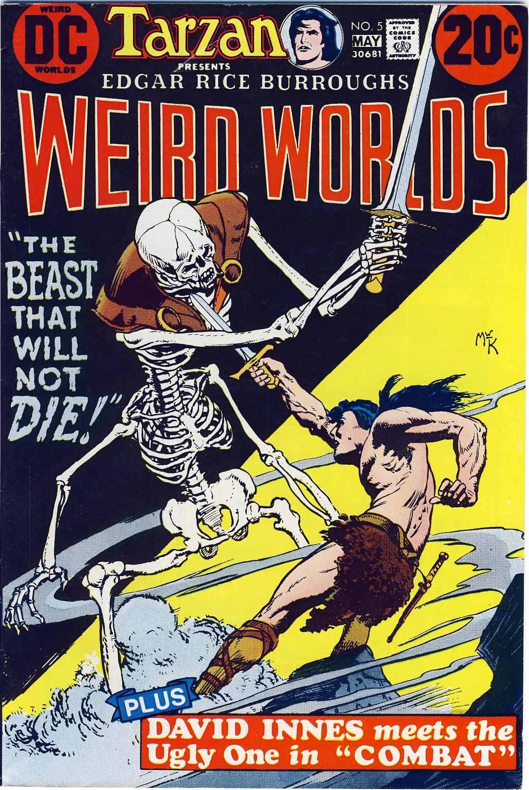 Weird Worlds (1972) 5 Page 1