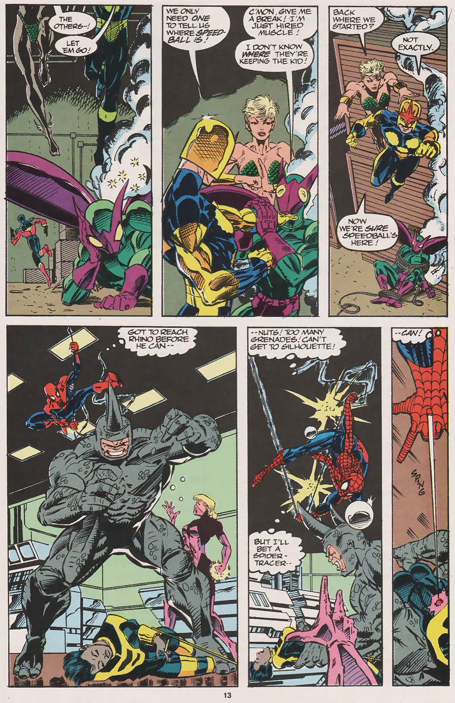 Web of Spider-Man (1985) _Annual 8 #8 - English 11
