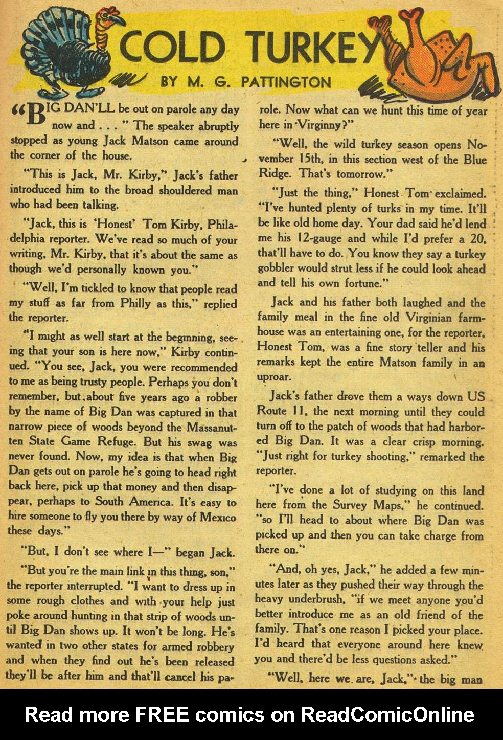 Read online Adventure Comics (1938) comic -  Issue #128 - 35