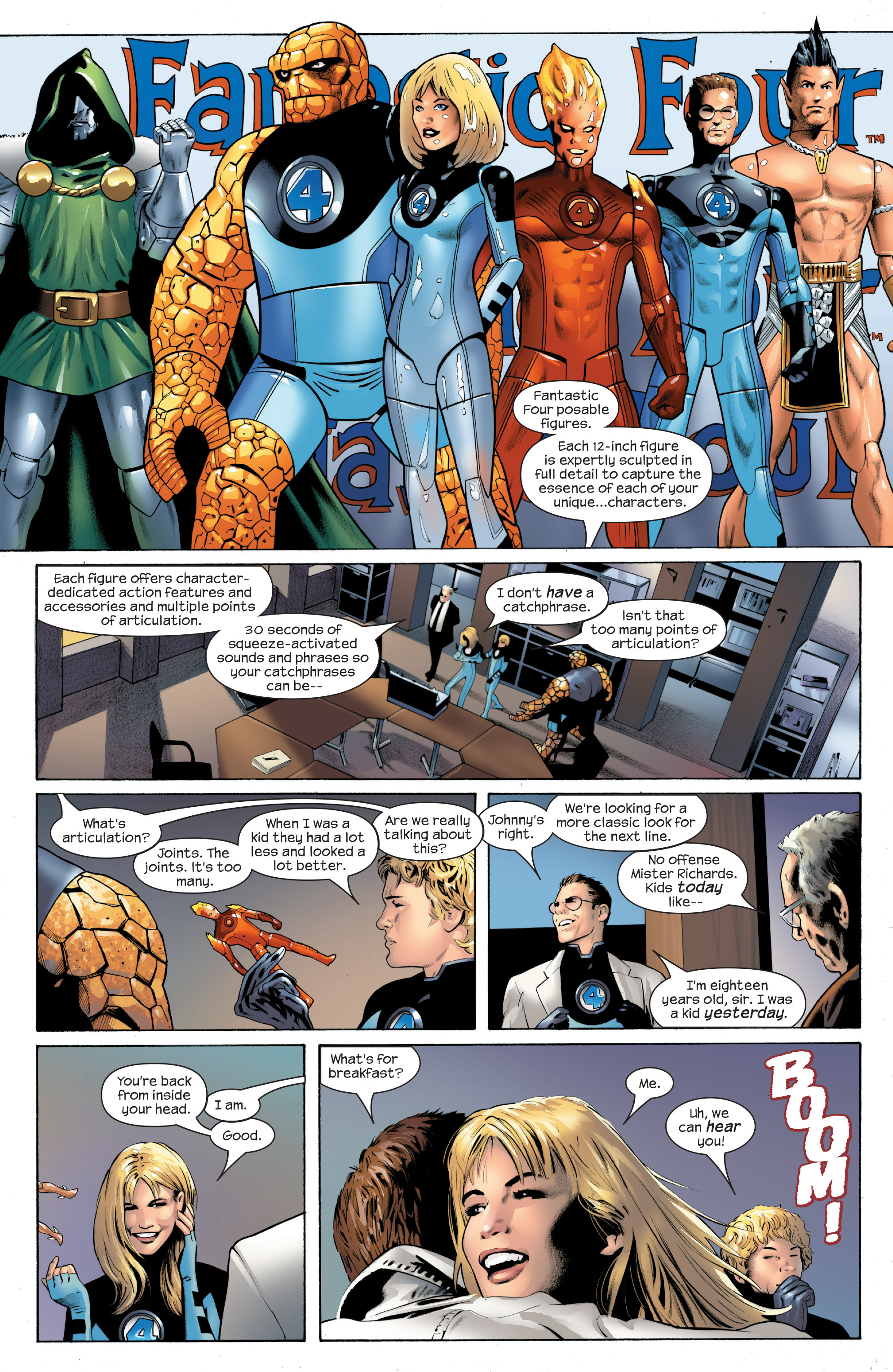Read online Ultimate Power comic -  Issue #1 - 19