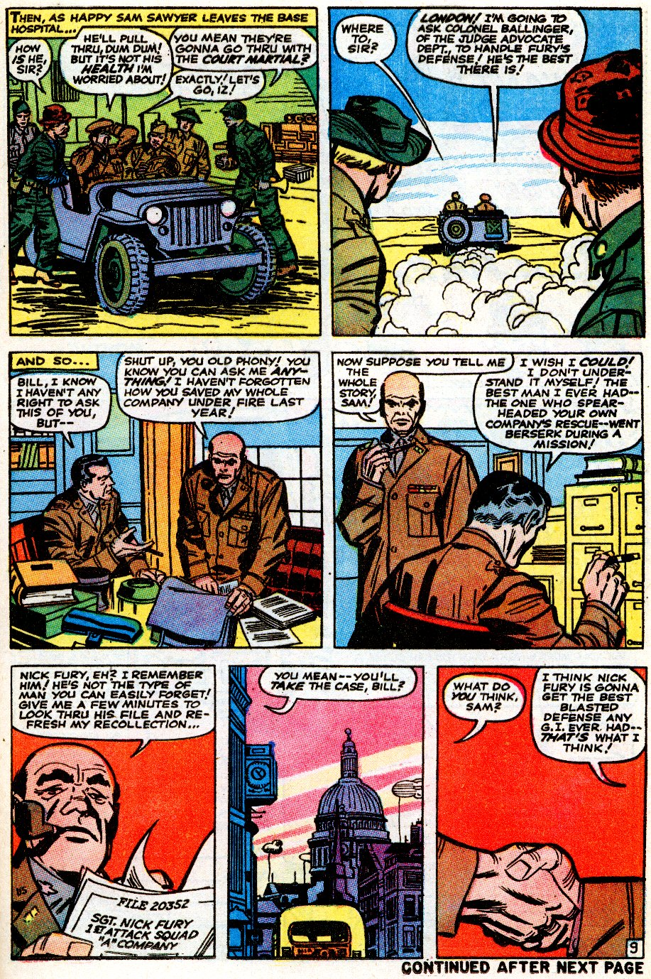 Read online Sgt. Fury comic -  Issue # _Special 5 - 47