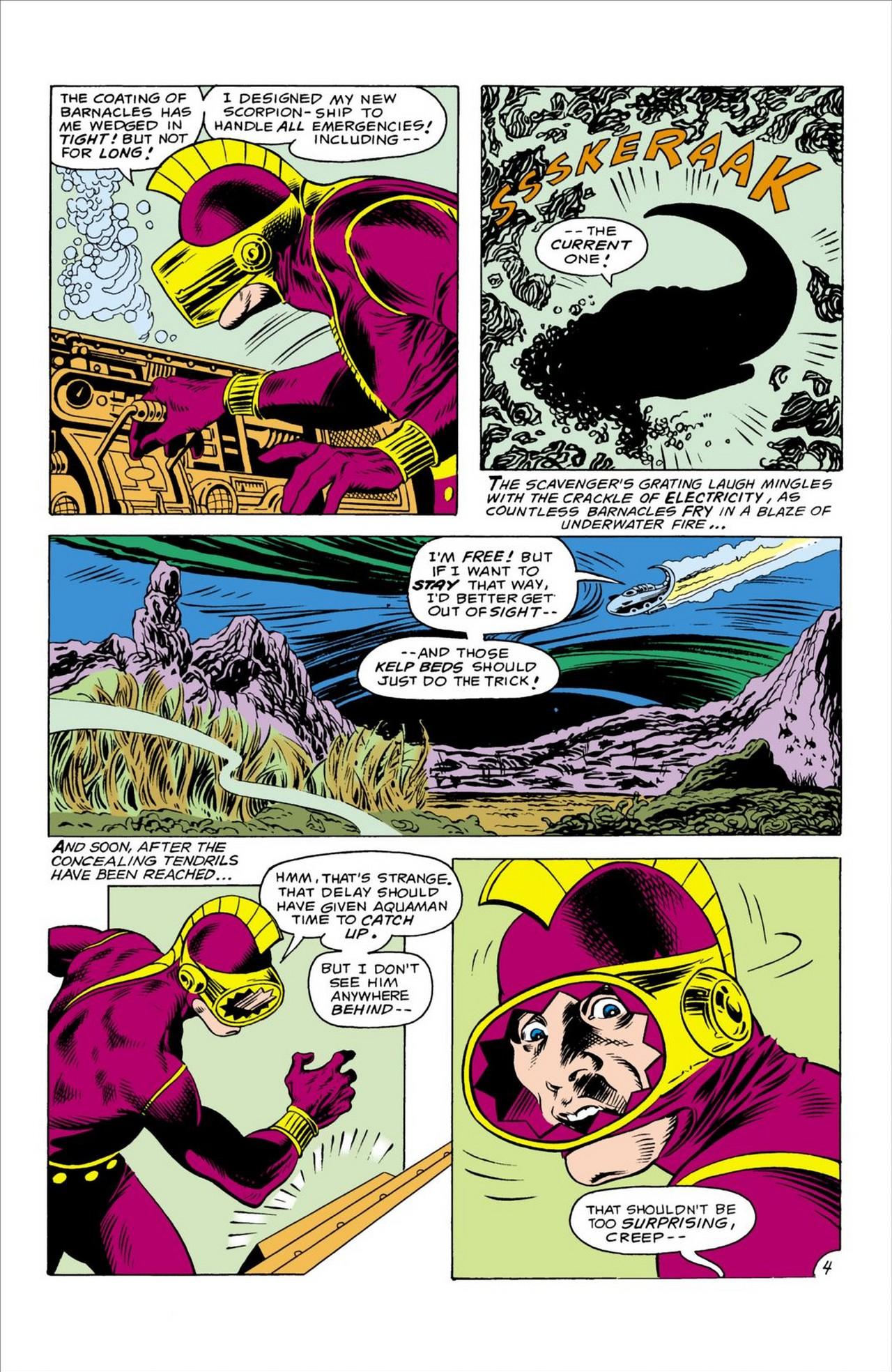 Read online Aquaman (1962) comic -  Issue #60 - 5