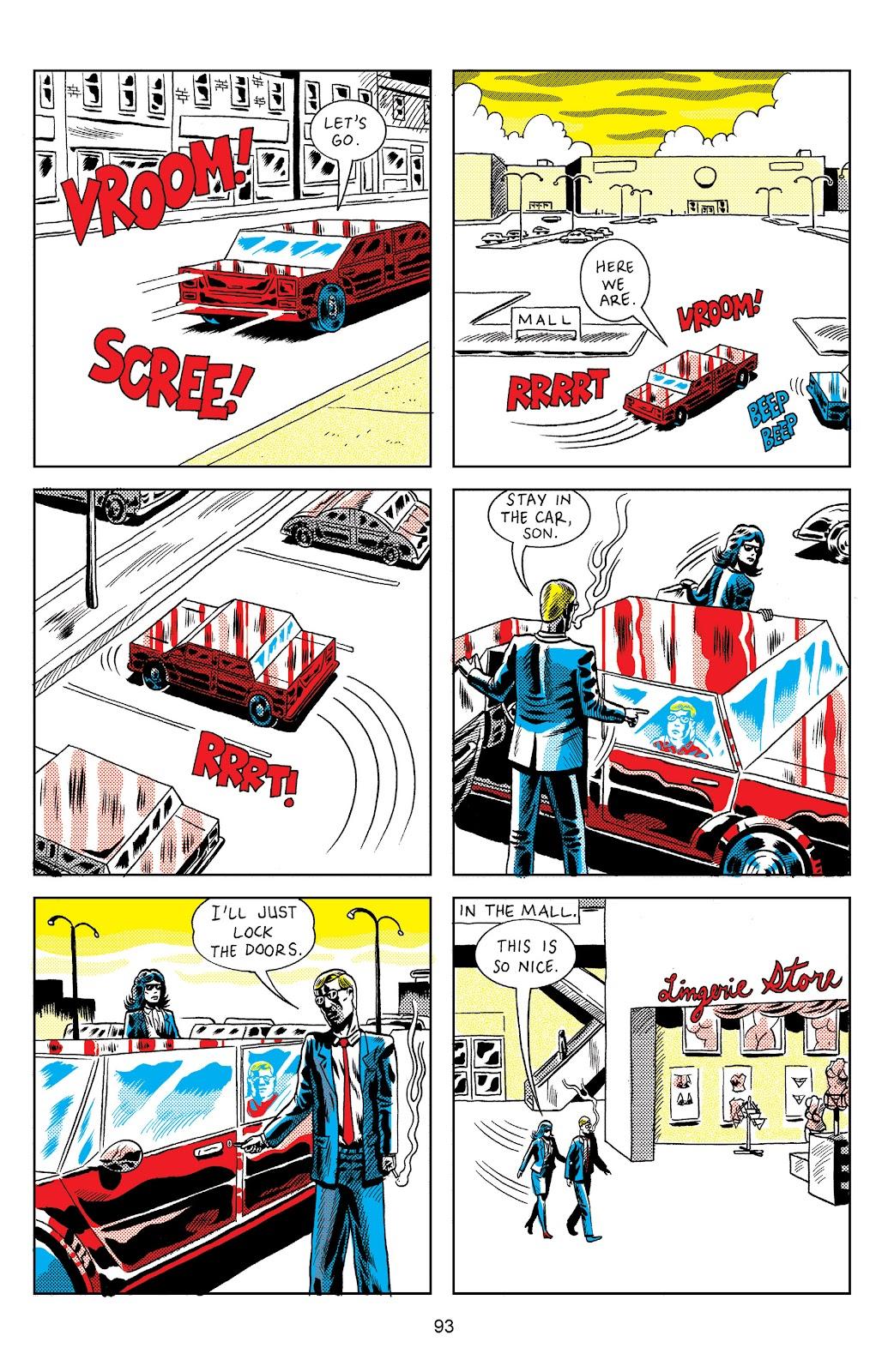 Read online Terror Assaulter: O.M.W.O.T (One Man War On Terror) comic -  Issue # TPB - 91