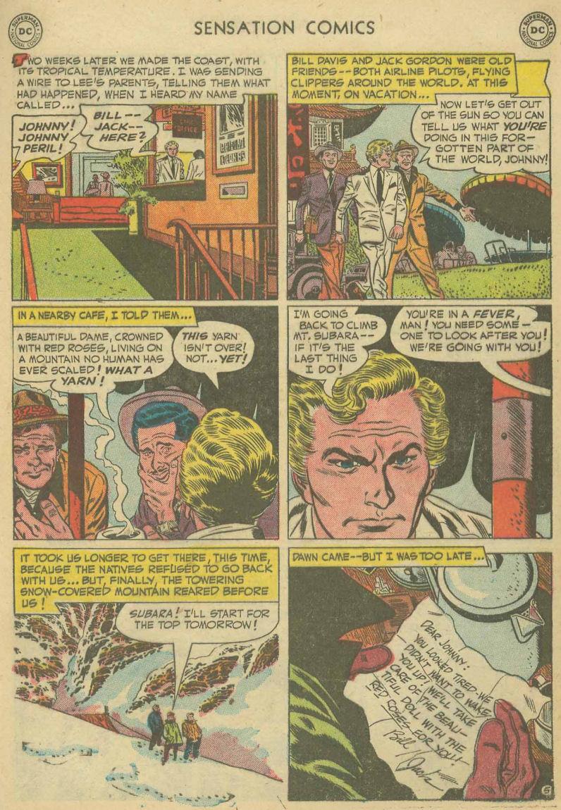 Read online Sensation (Mystery) Comics comic -  Issue #107 - 29