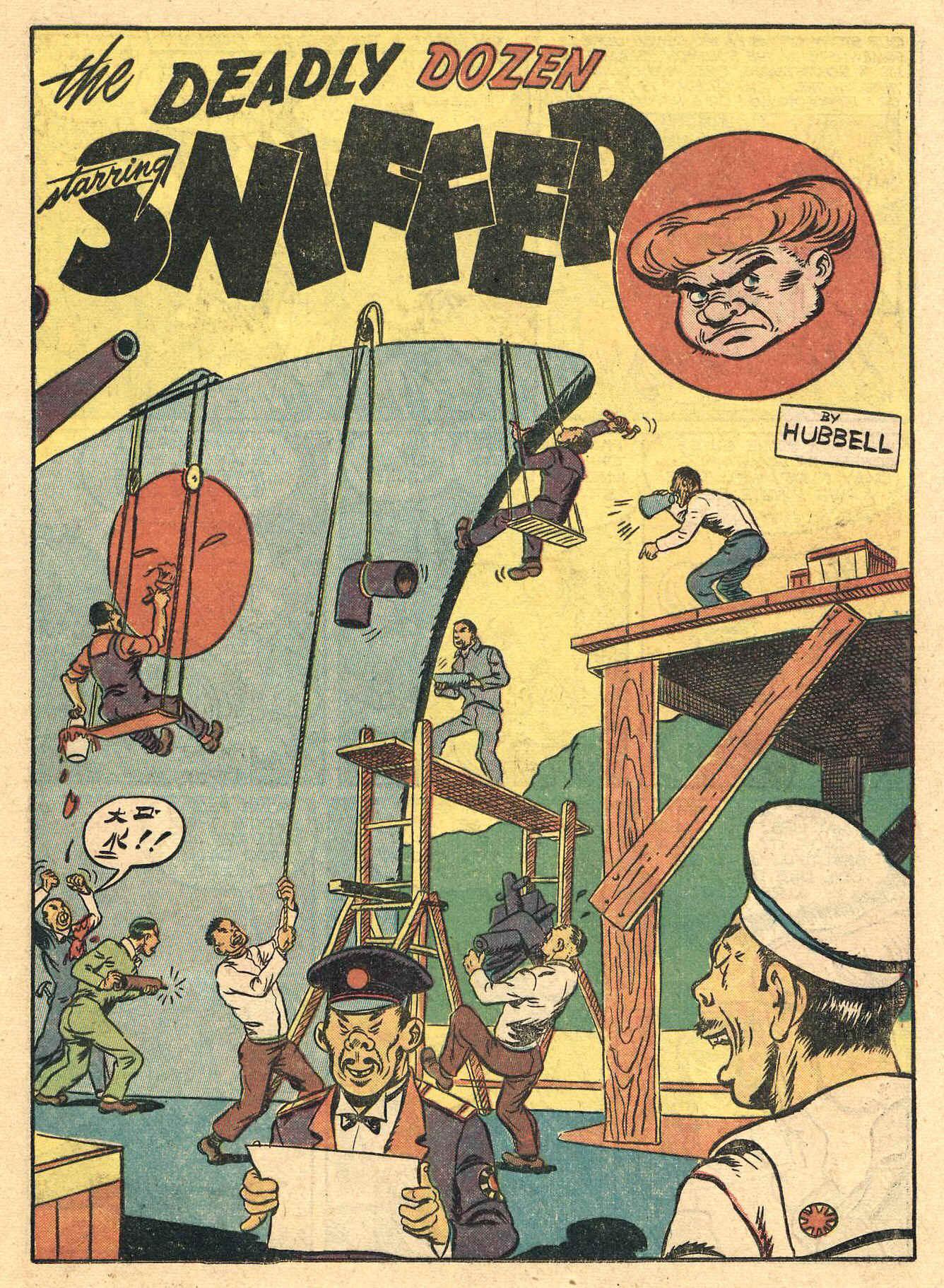Daredevil (1941) issue 16 - Page 19
