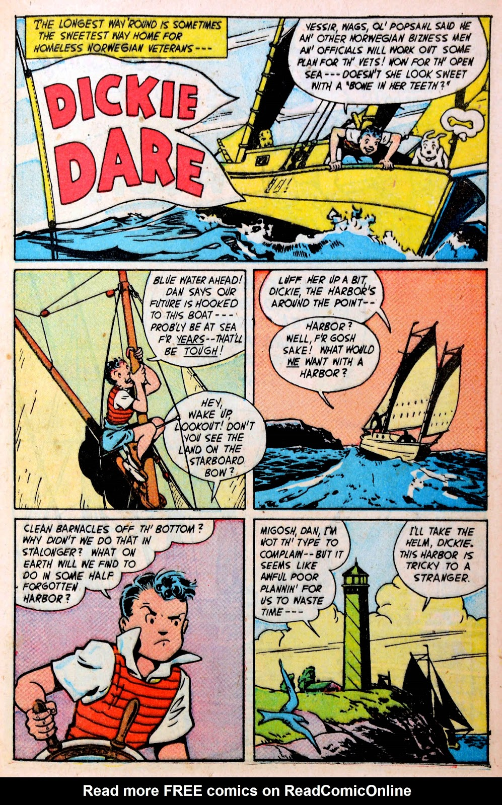 Read online Famous Funnies comic -  Issue #194 - 21