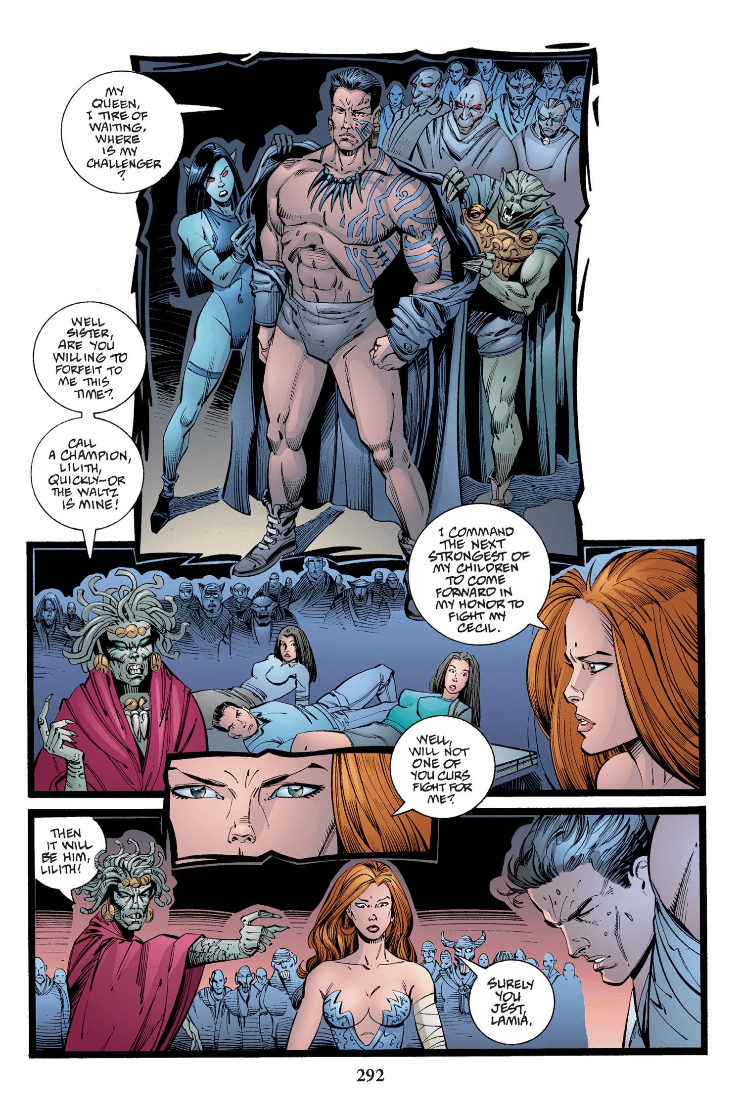 Read online Buffy the Vampire Slayer: Omnibus comic -  Issue # TPB 2 - 284