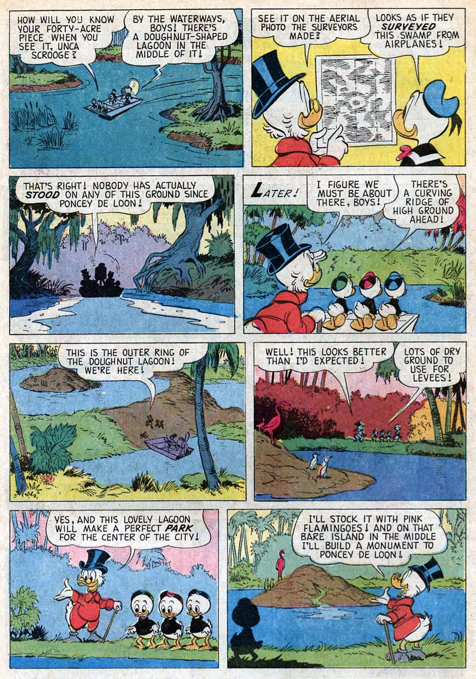Read online Uncle Scrooge (1953) comic -  Issue #97 - 6