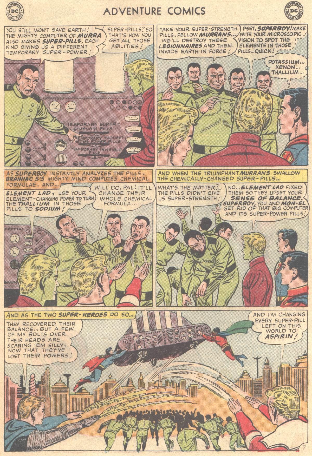 Read online Adventure Comics (1938) comic -  Issue #337 - 19