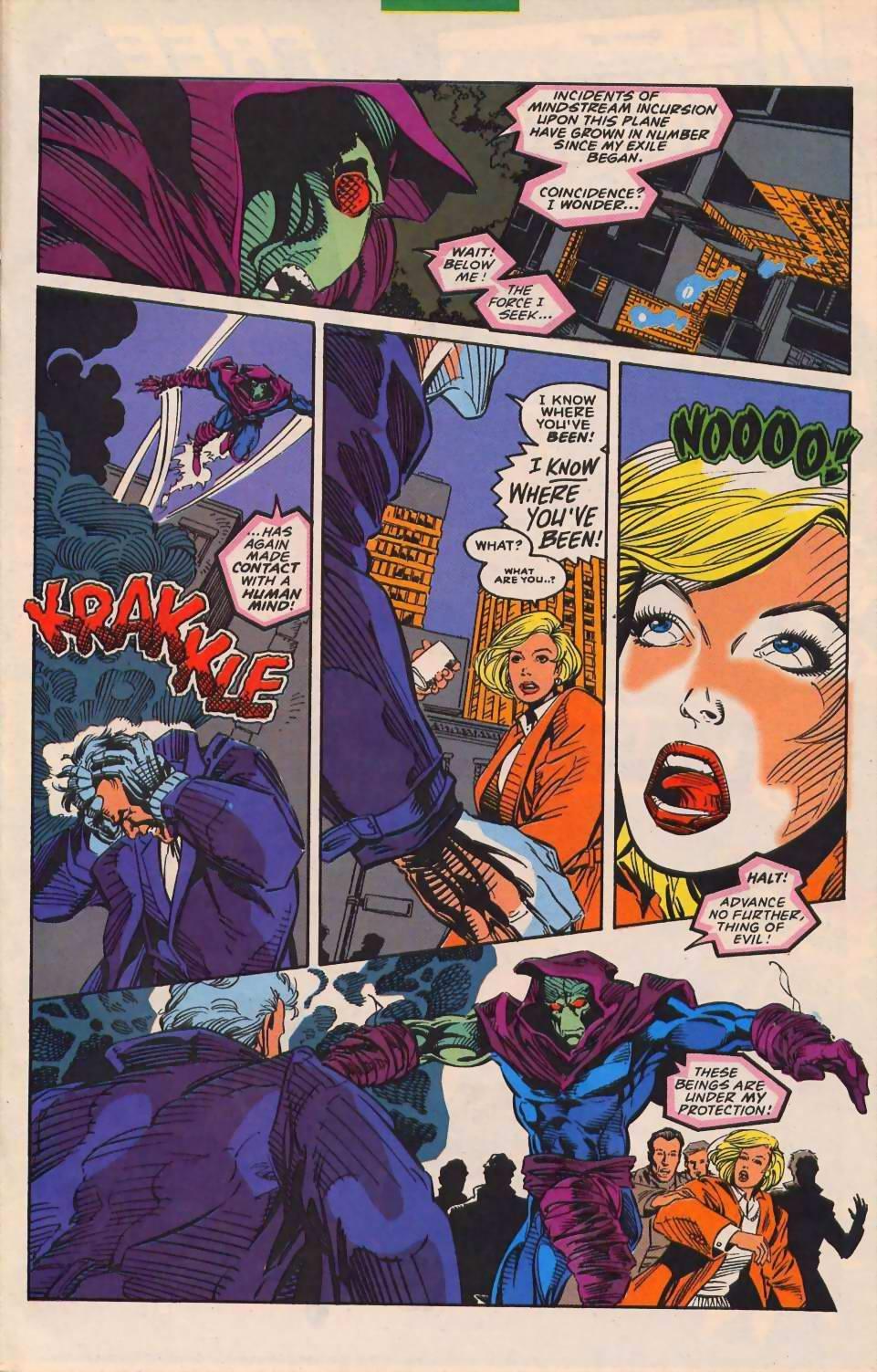 Read online Sleepwalker comic -  Issue #30 - 9