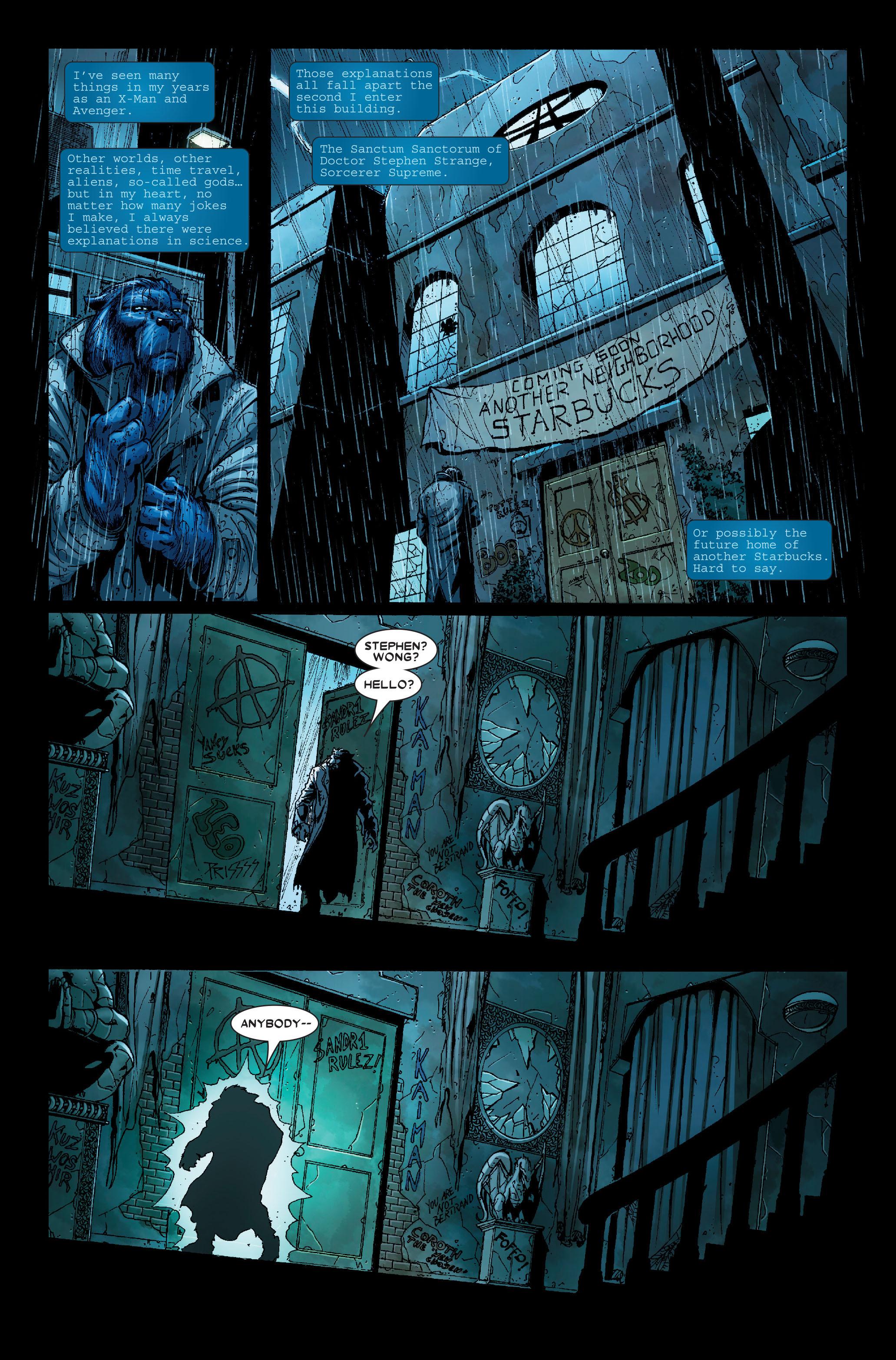 Read online Uncanny X-Men (1963) comic -  Issue #491 - 28