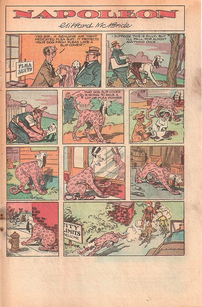 Read online Famous Funnies comic -  Issue #174 - 35
