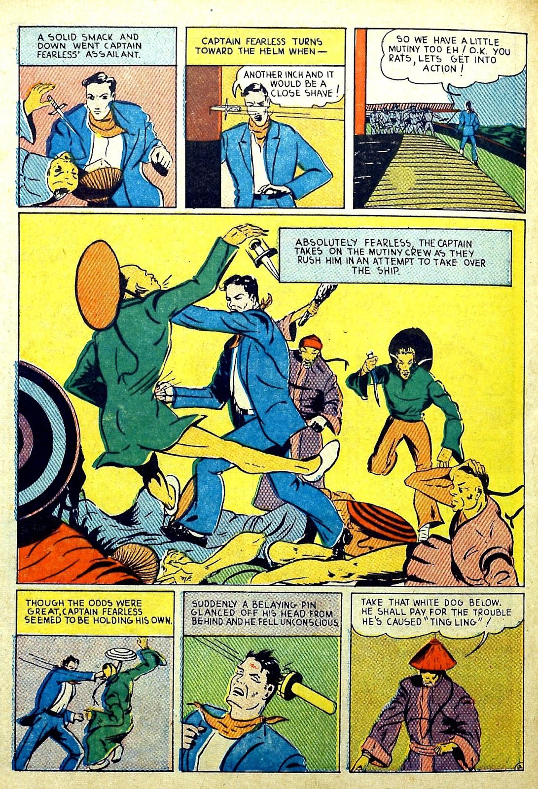 Read online Silver Streak Comics comic -  Issue #22 - 42