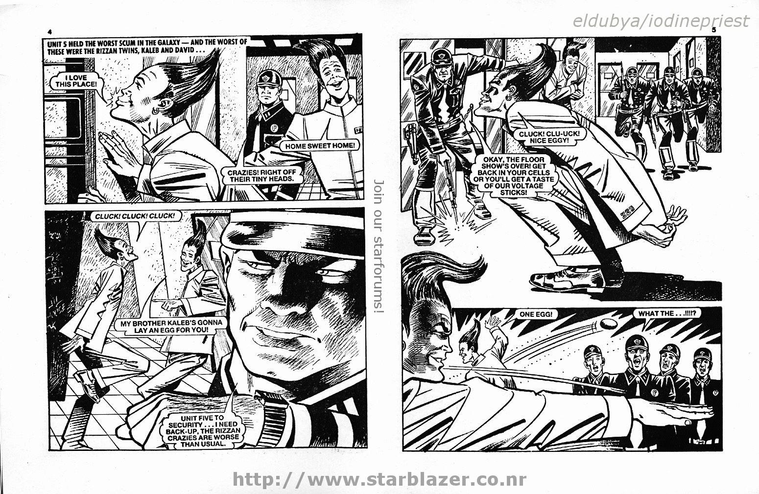 Starblazer issue 280 - Page 4