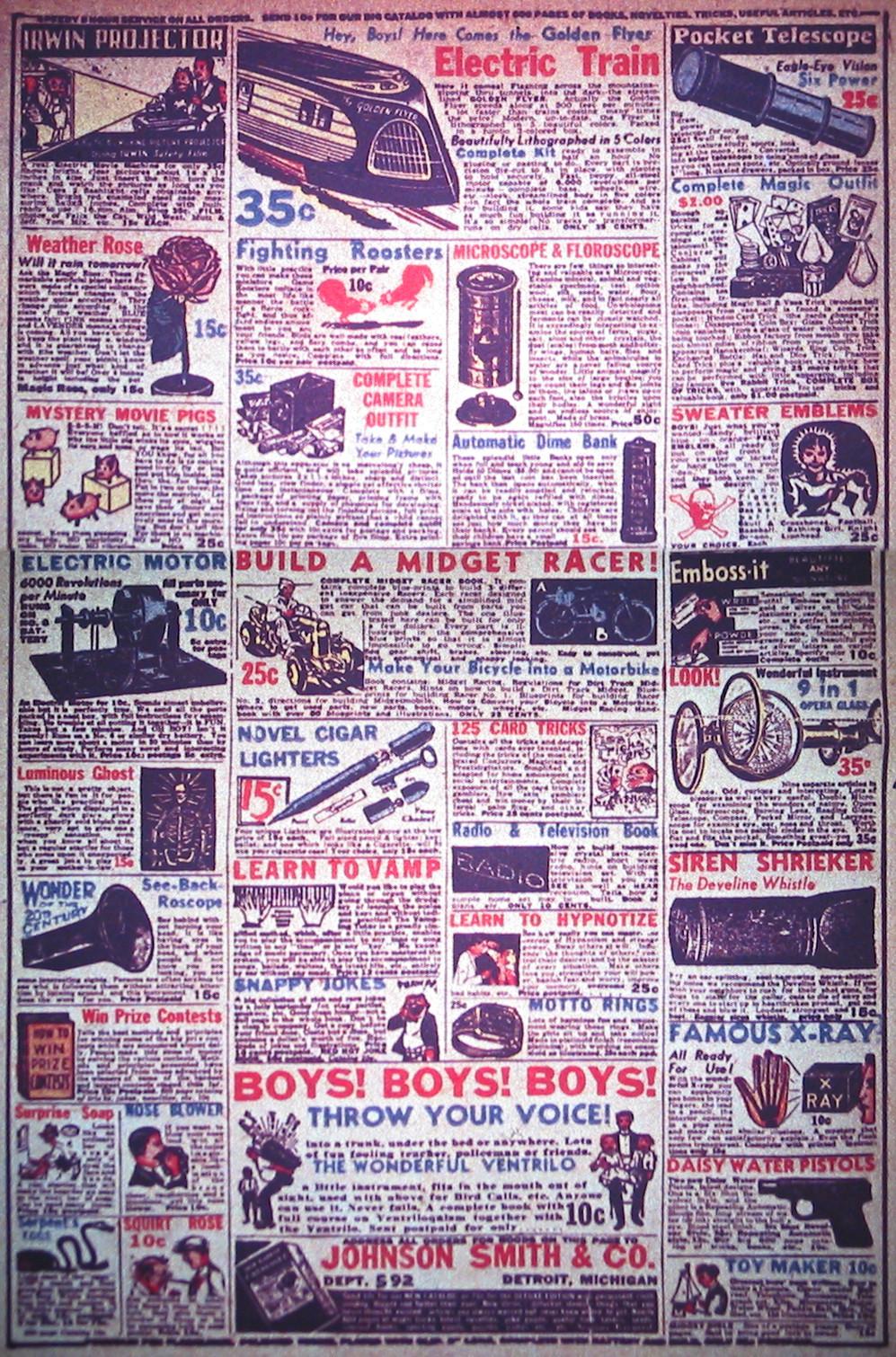 Read online Detective Comics (1937) comic -  Issue #1 - 4