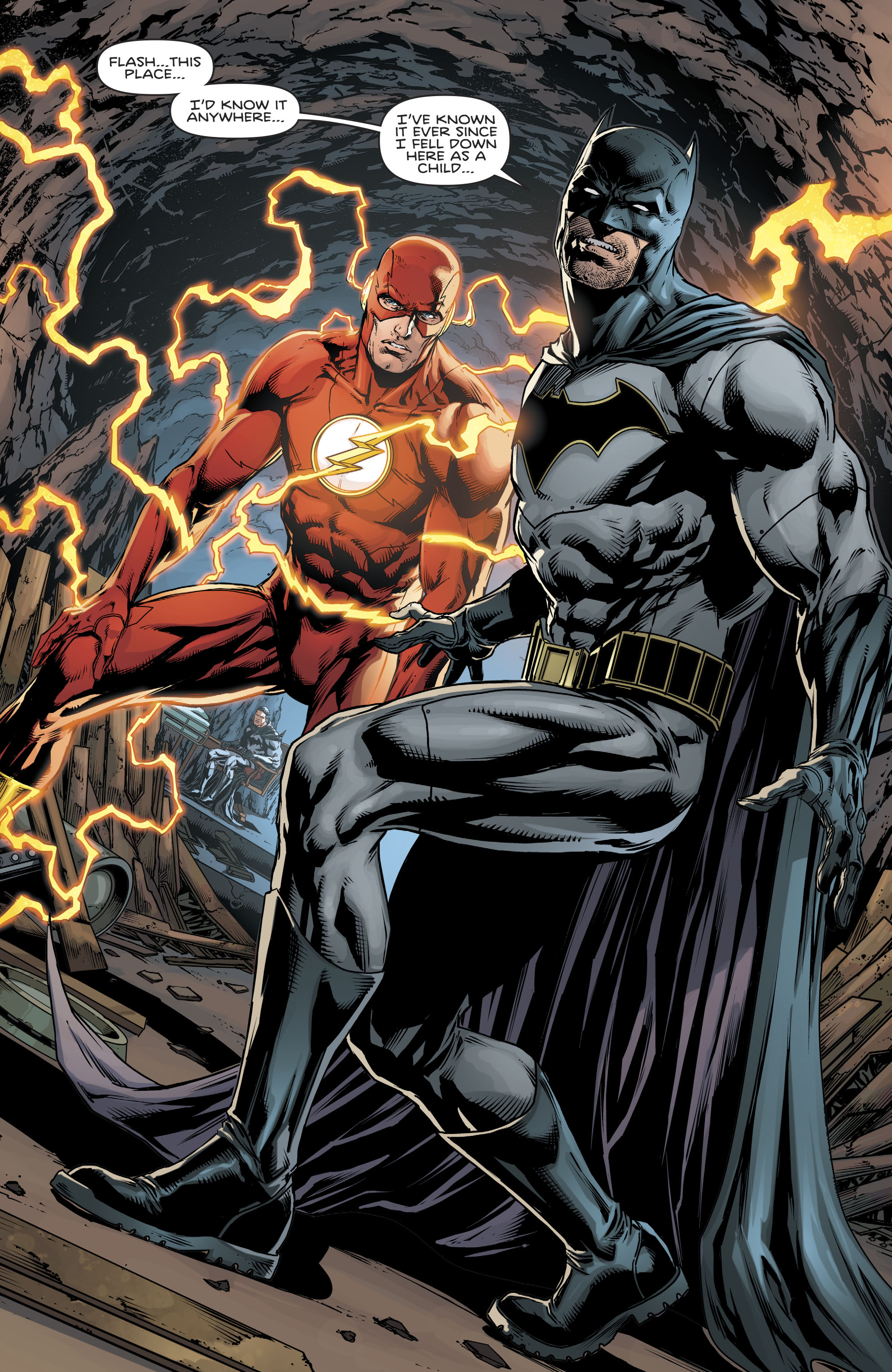 Read online Batman (2016) comic -  Issue #22 - 7