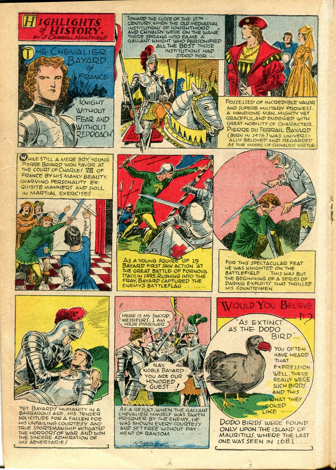 Read online Famous Funnies comic -  Issue #110 - 34