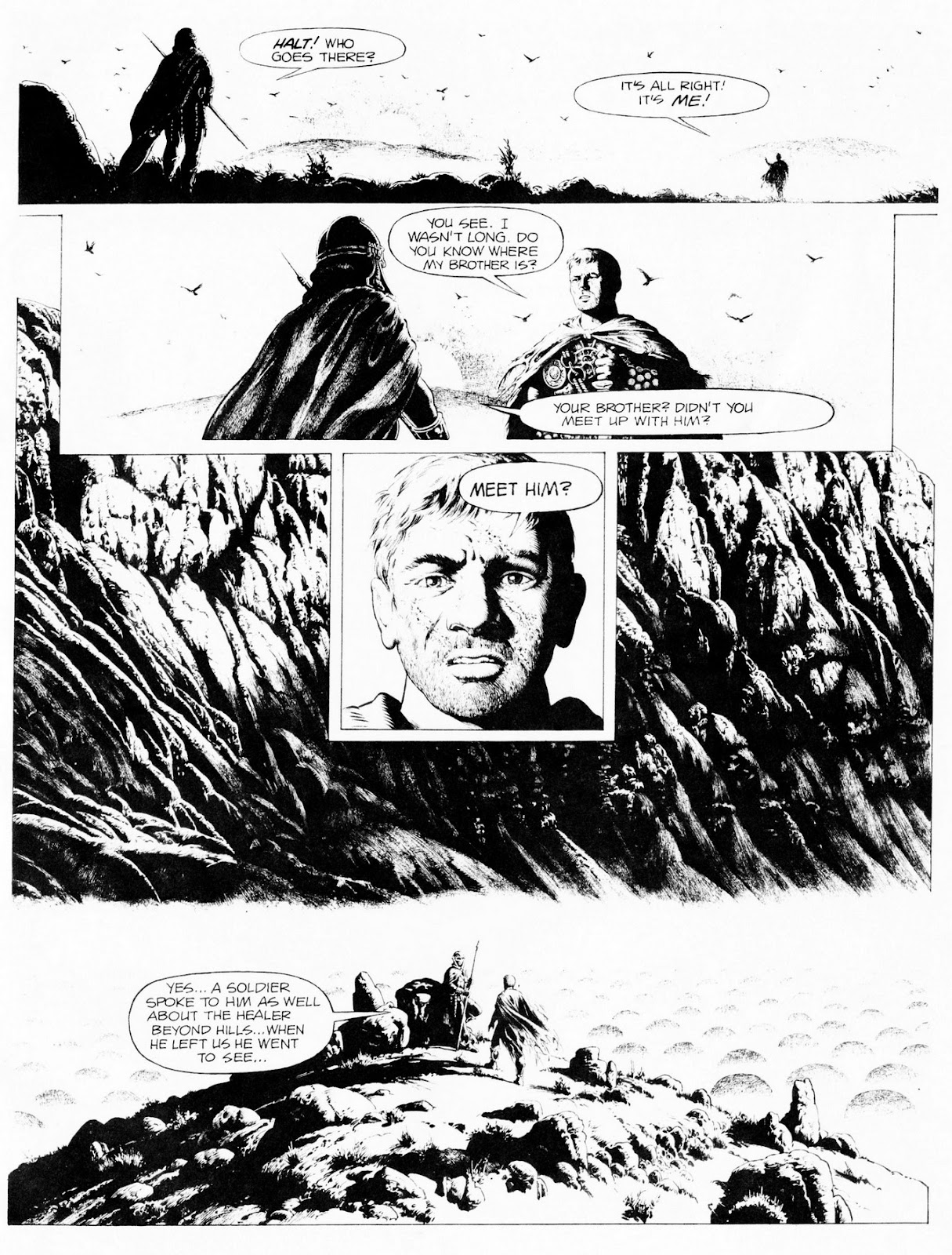 Conquering Armies issue TPB - Page 27