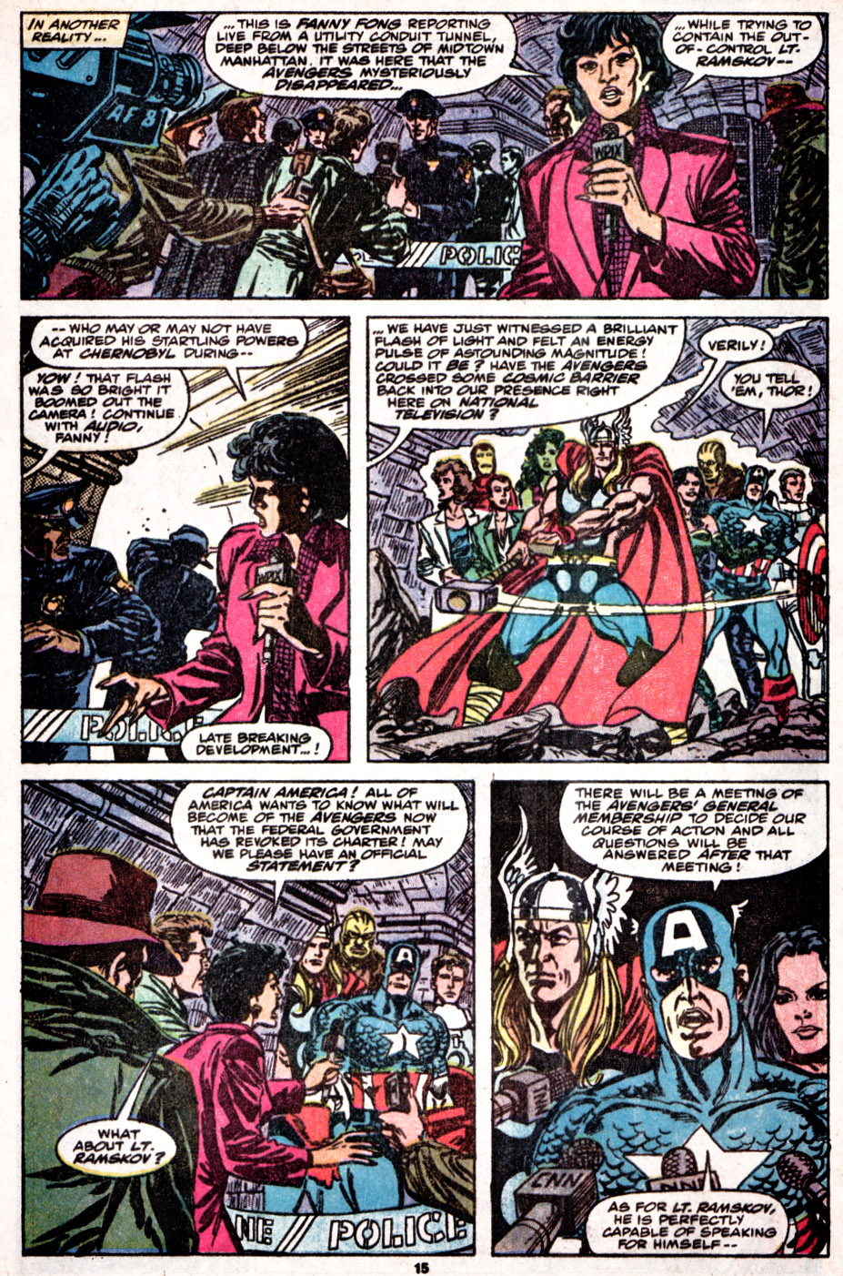 The Avengers (1963) 328 Page 10