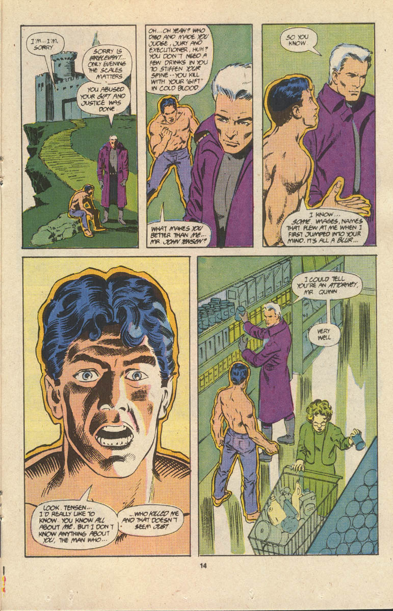 Read online Justice (1986) comic -  Issue #17 - 15