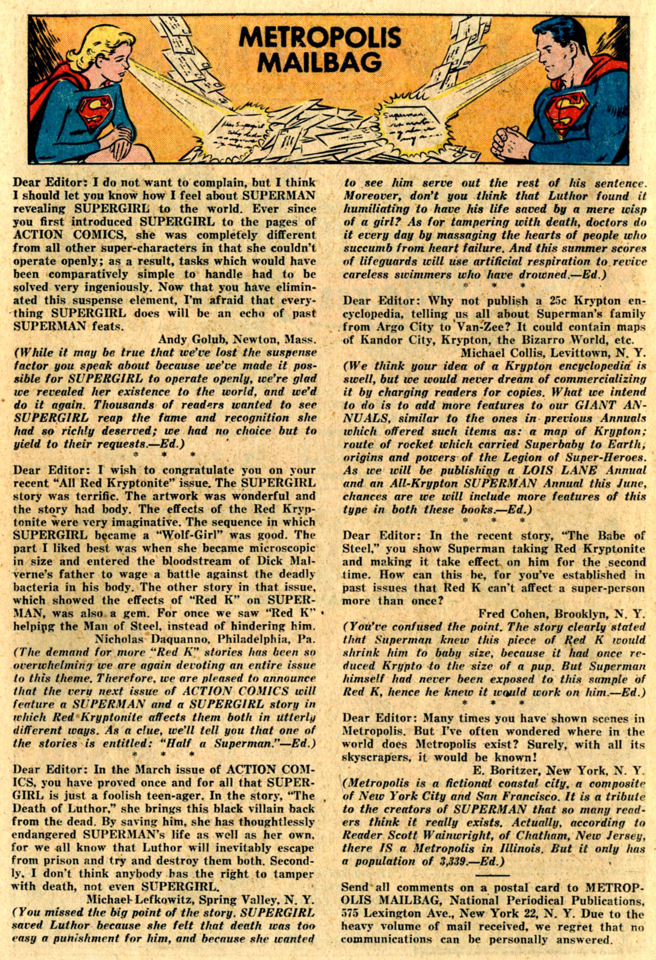 Read online Action Comics (1938) comic -  Issue #289 - 18