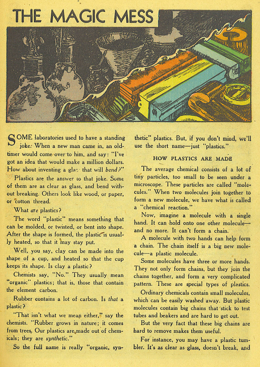Read online Adventure Comics (1938) comic -  Issue #138 - 39