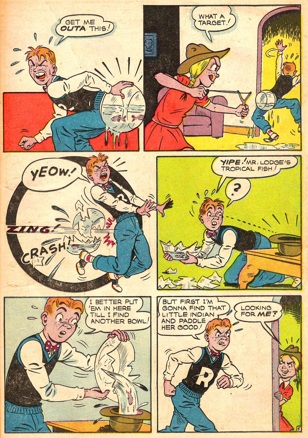Archie Comics issue 027 - Page 17
