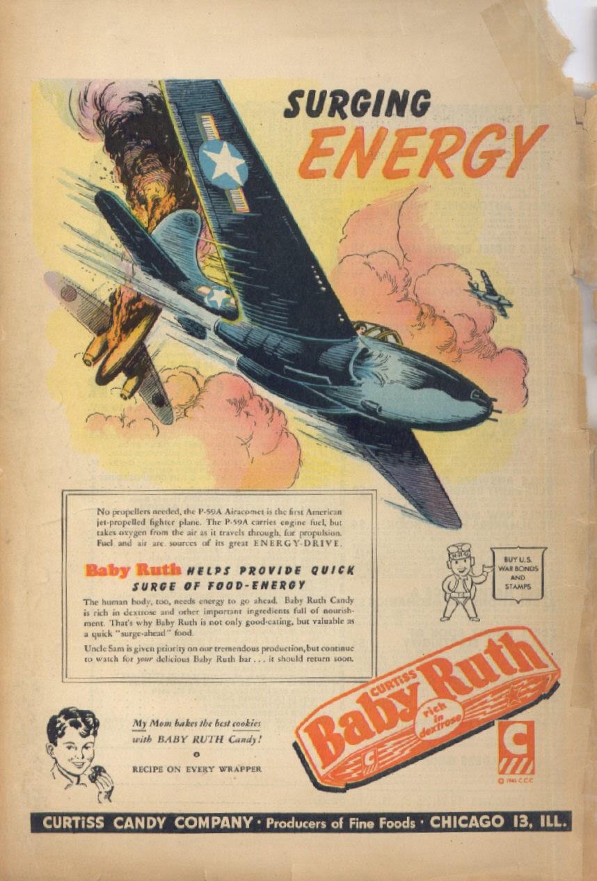 Read online Super-Magician Comics comic -  Issue #44 - 52