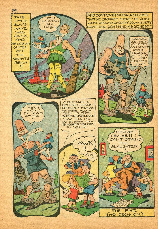 Read online Super-Magician Comics comic -  Issue #9 - 63