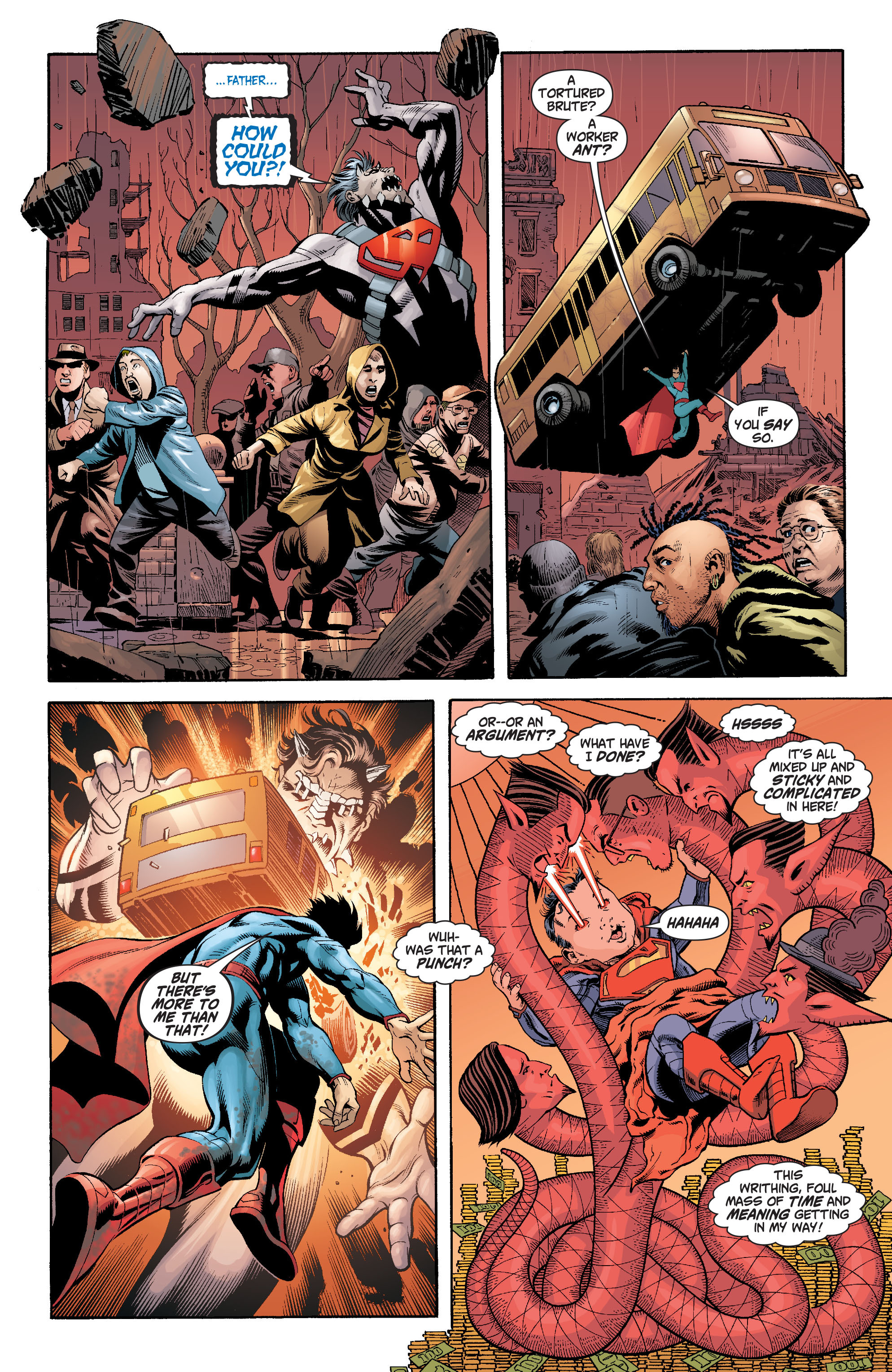 Read online Action Comics (2011) comic -  Issue #18 - 15