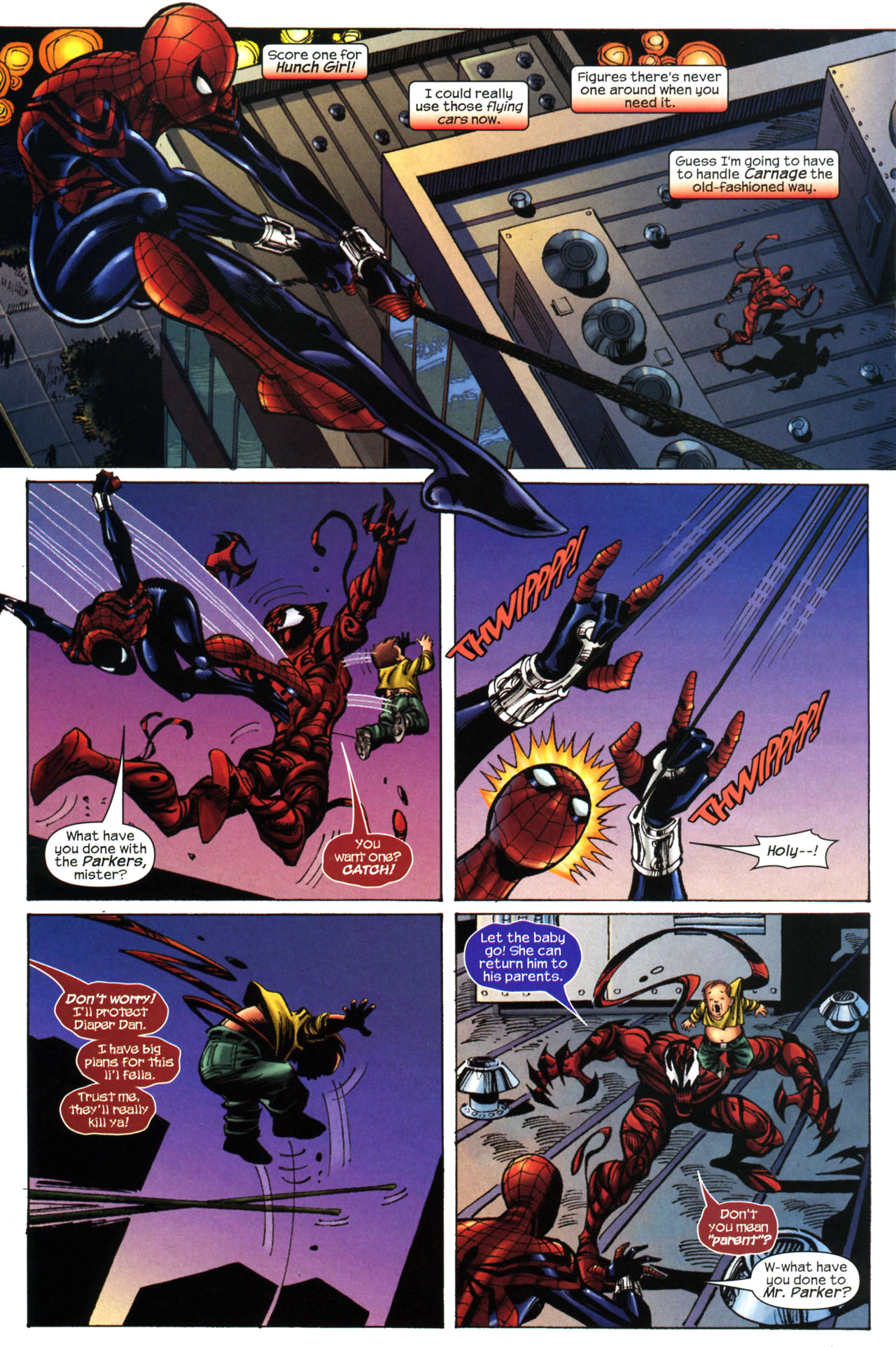 Read online Amazing Spider-Girl comic -  Issue #11 - 14