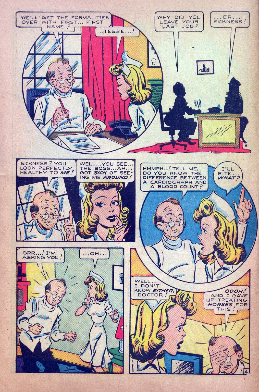 Read online Joker Comics comic -  Issue #18 - 6