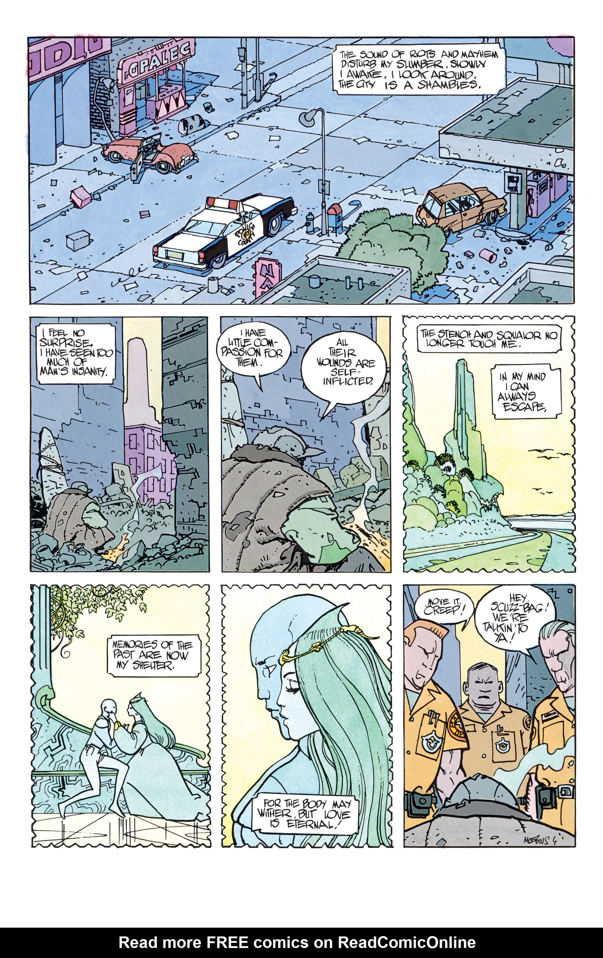 Read online Silver Surfer: Parable comic -  Issue # TPB - 8
