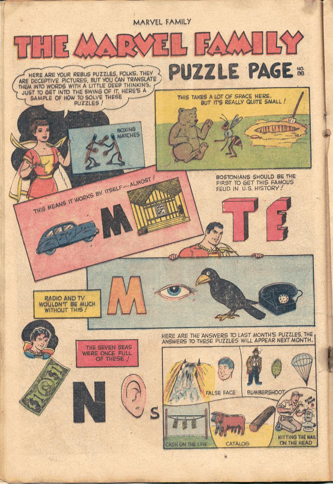 The Marvel Family issue 88 - Page 16