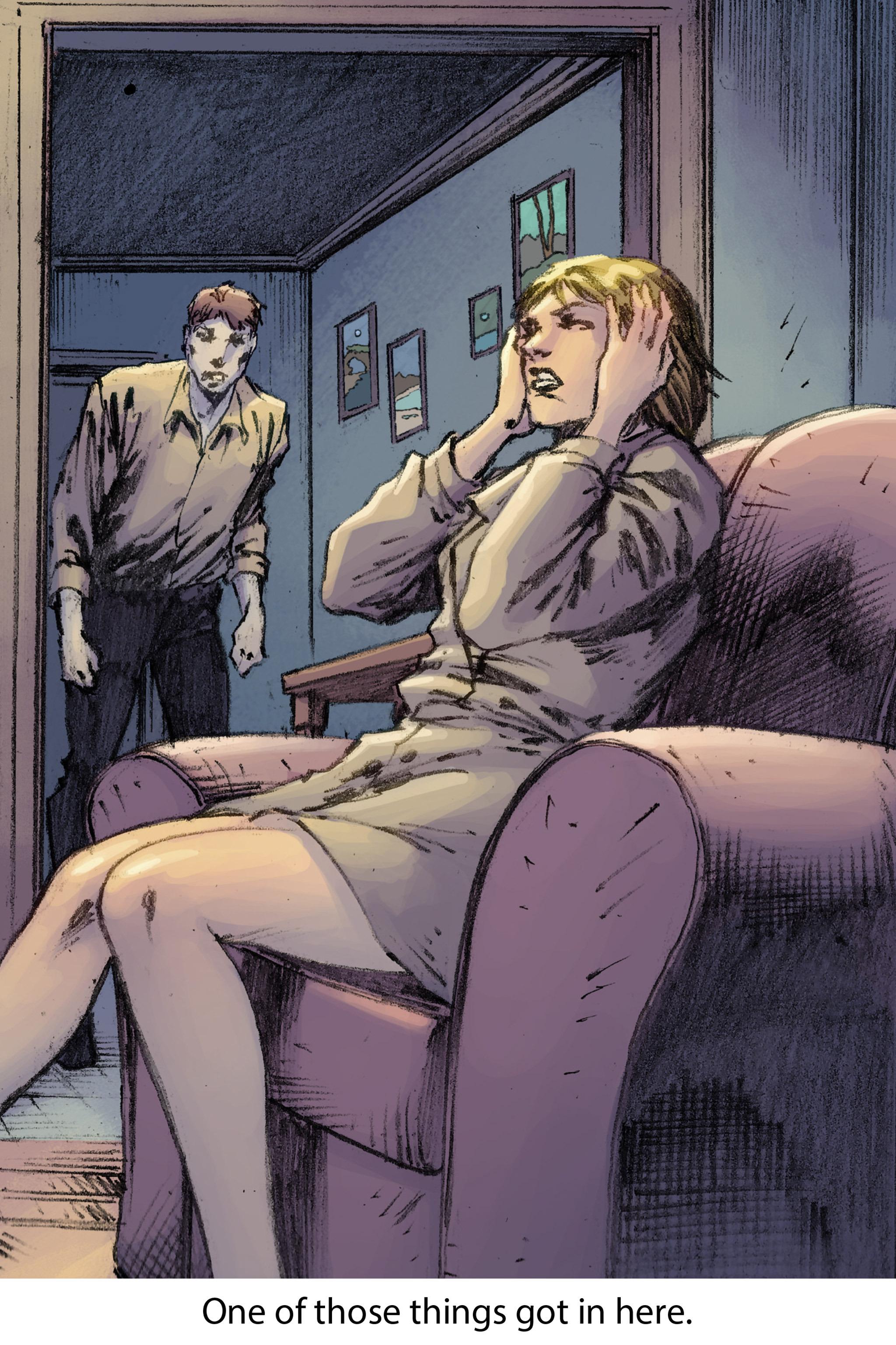 Read online Soul comic -  Issue #2 - 6