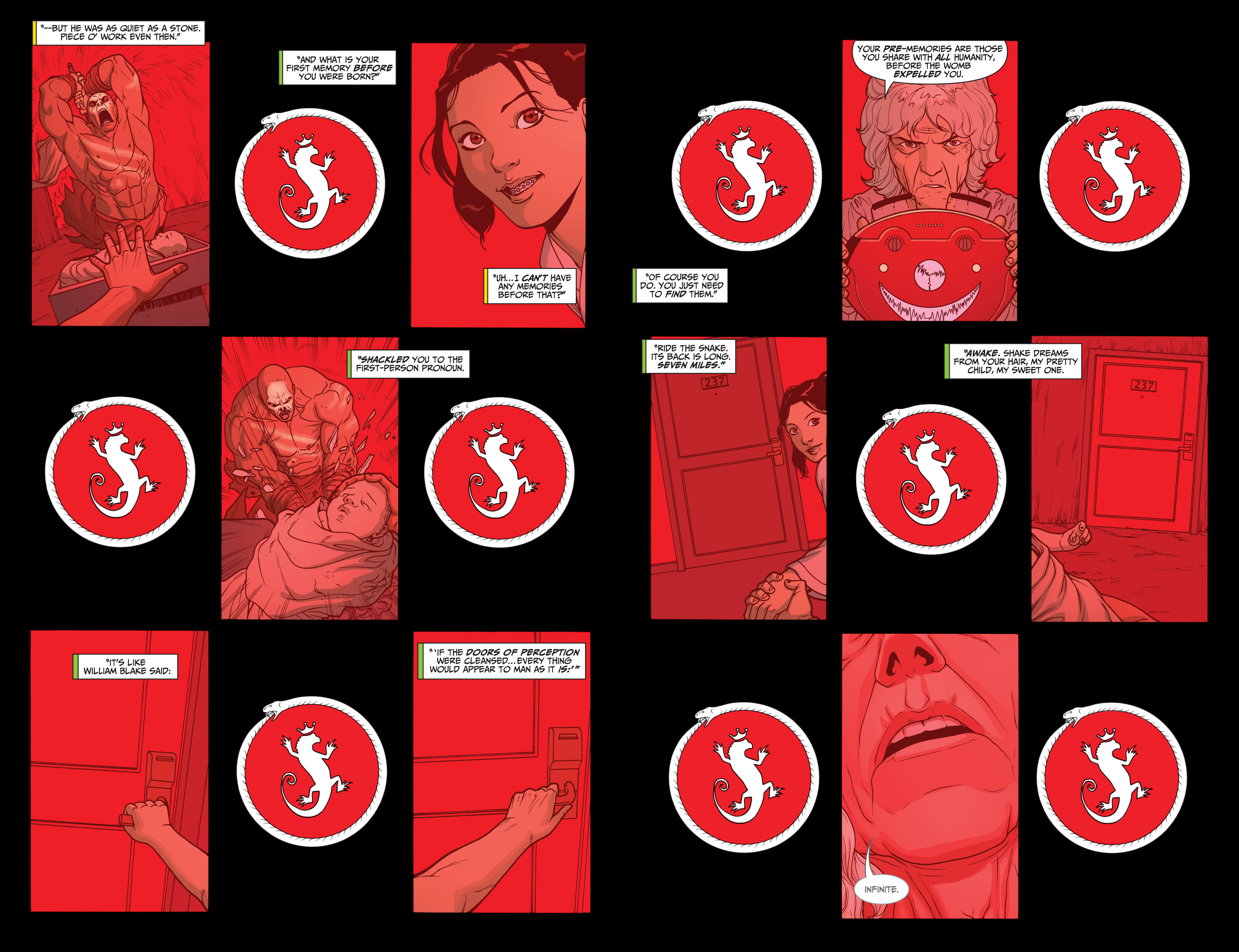 Read online Archer and Armstrong comic -  Issue #Archer and Armstrong _TPB 6 - 20