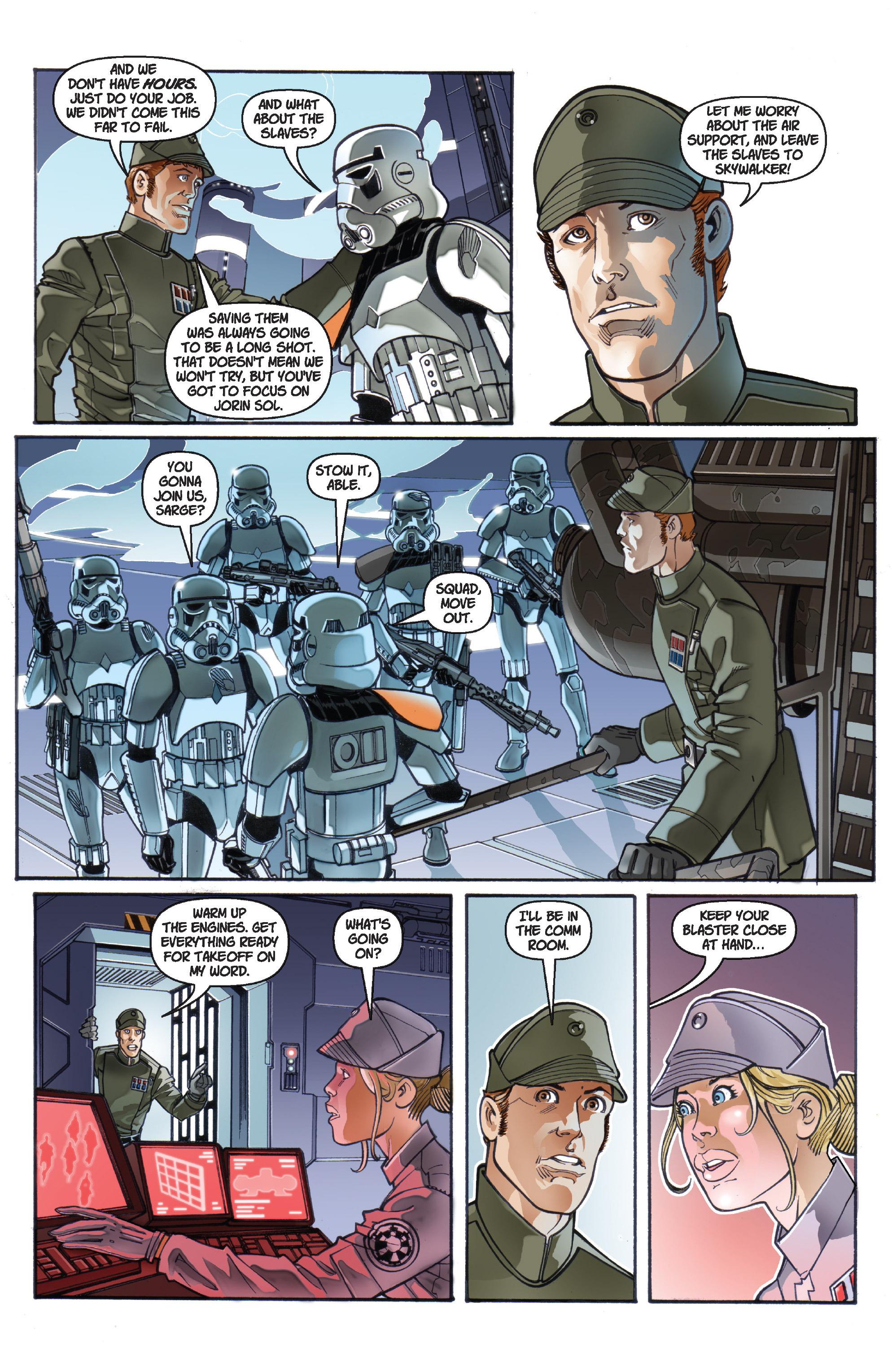 Read online Star Wars Omnibus comic -  Issue # Vol. 22 - 281