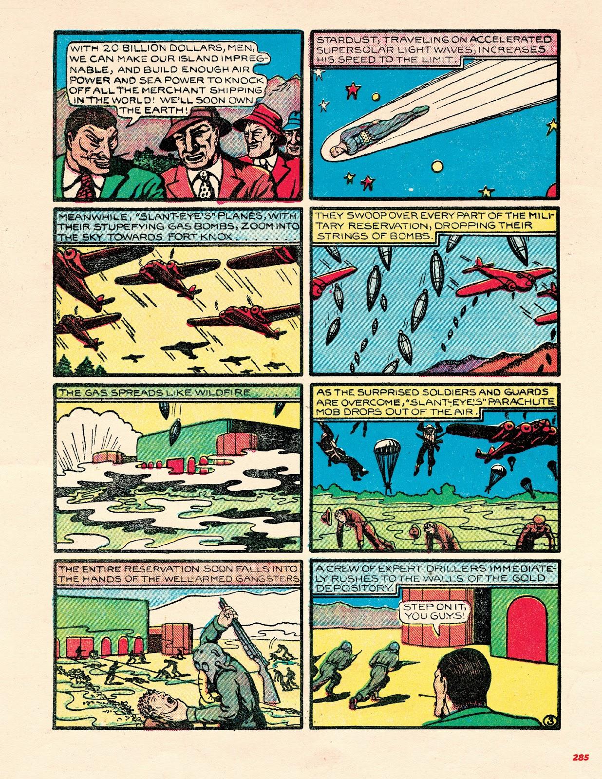 Read online Super Weird Heroes comic -  Issue # TPB 2 (Part 3) - 85
