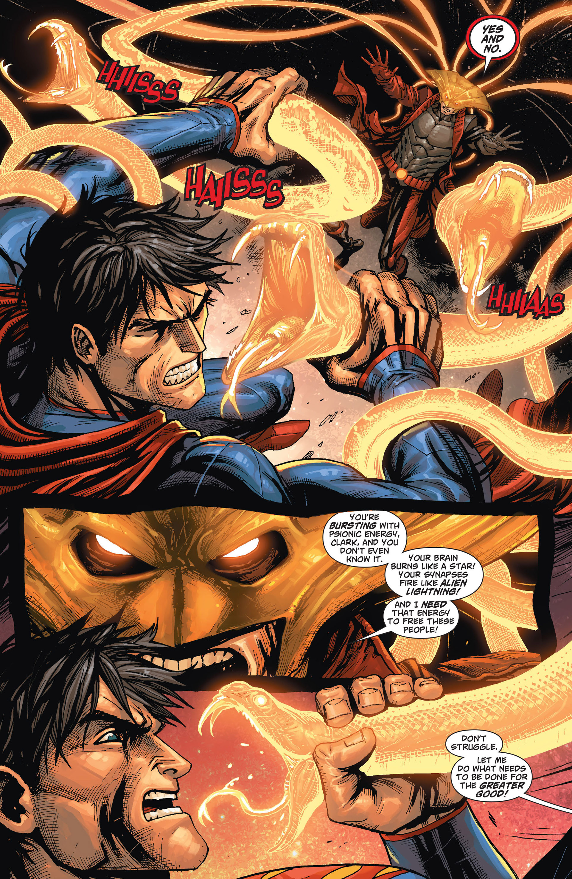 Read online Action Comics (2011) comic -  Issue #24 - 9