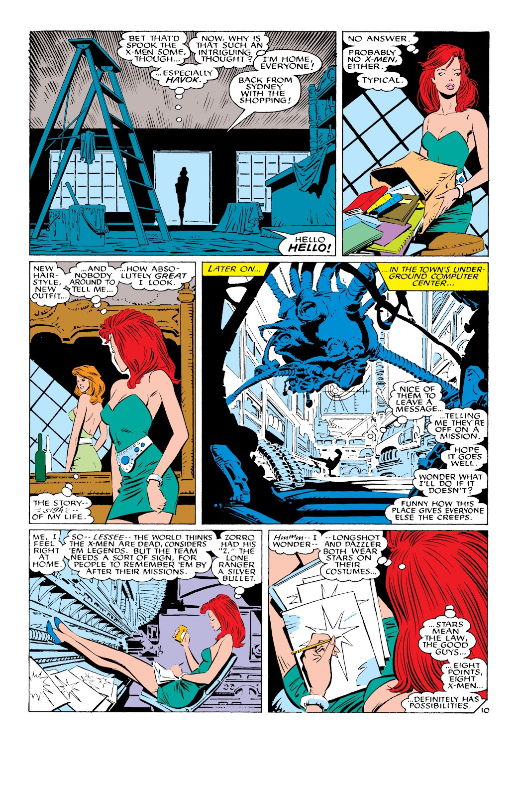 Uncanny X-Men (1963) issue 232 - Page 11