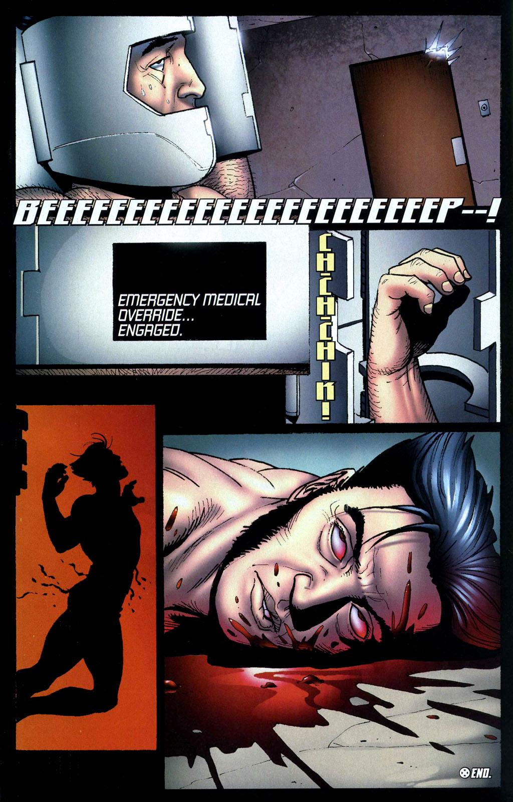 Read online Wolverine: Origins comic -  Issue #10 - 26