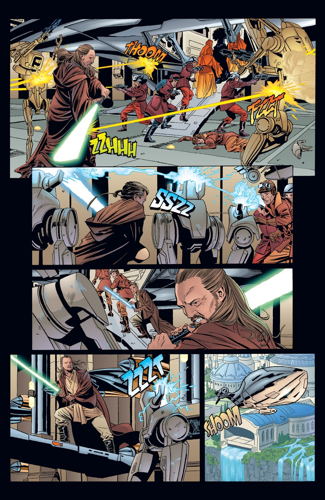 Read online Star Wars Legends: Rise of the Sith - Epic Collection comic -  Issue # TPB 2 (Part 3) - 59