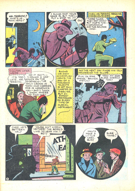 Read online Sensation (Mystery) Comics comic -  Issue #23 - 45