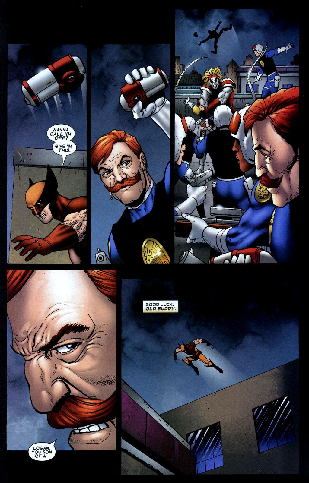 Read online Wolverine: Origins comic -  Issue #10 - 7