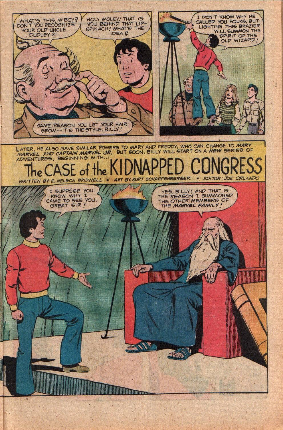 Read online Shazam! (1973) comic -  Issue #26 - 5