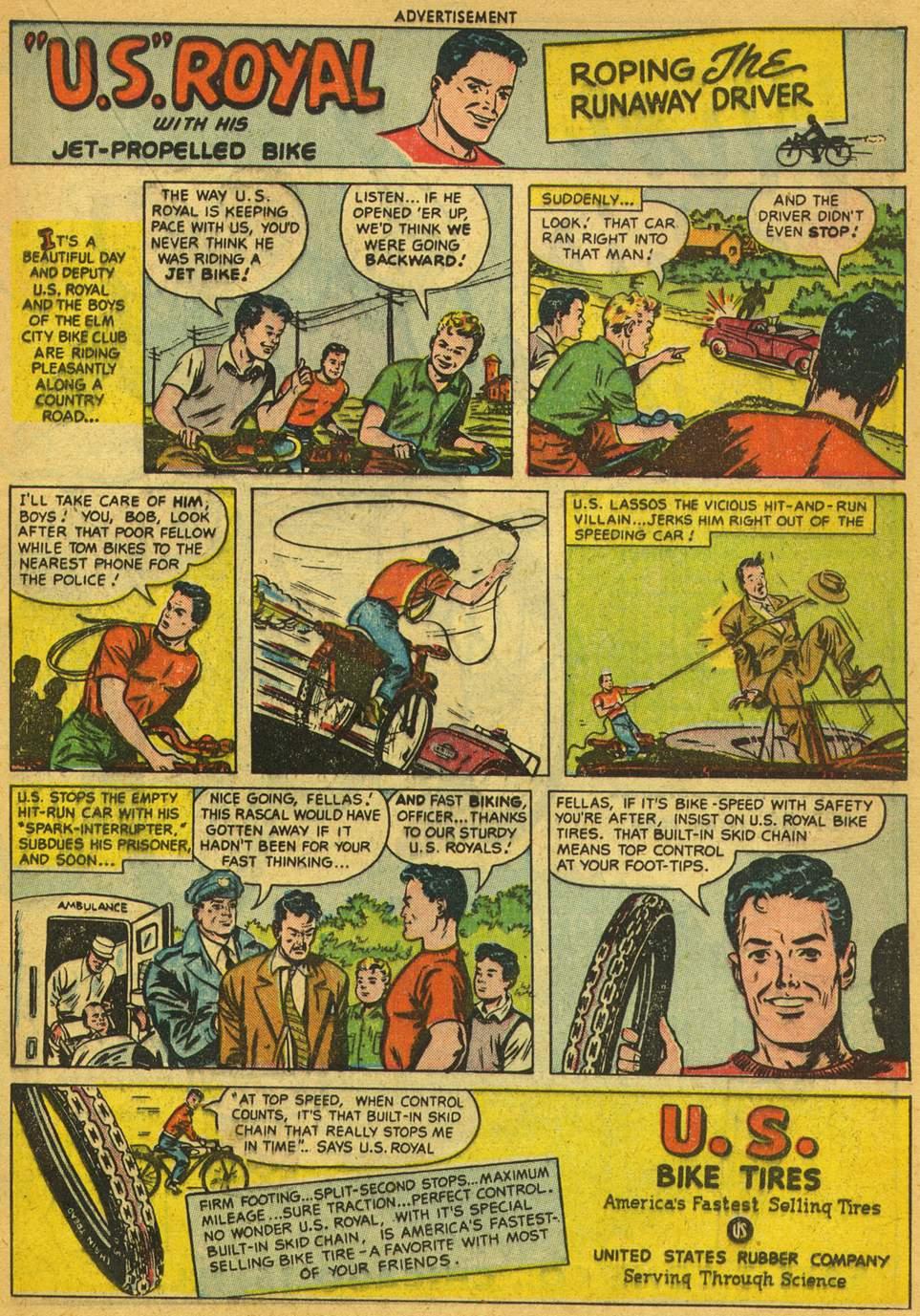 Read online Adventure Comics (1938) comic -  Issue #128 - 24